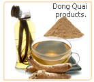 dong quai products