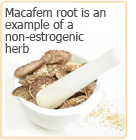 non estrogen macafem