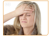 During menopause the loss of memory is especially annoying