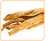 Is thought to Ginseng improve our life force or qi