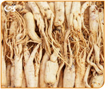 Ginseng is a super-herb that can be used for anything from hot flashes to night sweats.