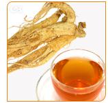 Estrogenic herbs can be taken like tea